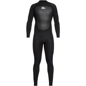 Quiksilver 3/2mm Prologue Steamer Traje Triatlón Hombre, black